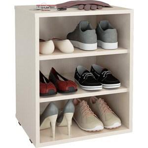 цена на Полка для обуви Мастер Лана-1 (ПОЛ-1П) (дуб молочный) МСТ-ПОЛ-1П-ДМ-16