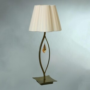Настольная лампа BRIZZI BT 03203/1 Bronze Cream brizzi modern ma 01625w 002 bronze cream