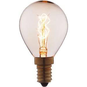 Декоративная лампа накаливания Loft IT 4525-S