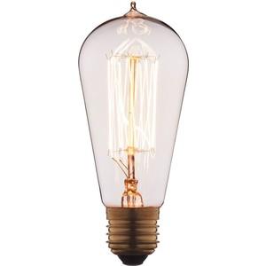 Декоративная лампа накаливания Loft IT 6440-SC