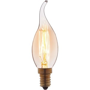 Декоративная лампа накаливания Loft IT 3540-GL