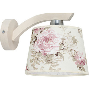 Бра TK Lighting 390 Pink 1