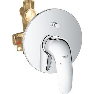 Смеситель для ванны Grohe Eurostyle с механизмом (23730003)