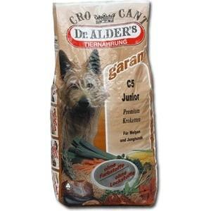 Сухой корм Dr.ALDERs Crocant Garant С5 Junior Premium крокеты с говядиной для щенков 18кг (134)