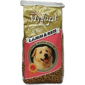 Сухой корм Dr.ALDERs MyLord Lamb & Rise Premium Gold крокеты с ягнёнком и рисом для чувствительных собак 15кг (1926 )