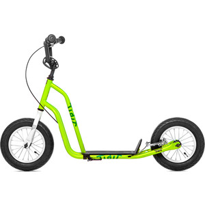 цены на Самокат 2-х колесный Yedoo Tidit Зеленый (111003)  в интернет-магазинах