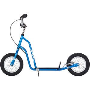цена Самокат 2-х колесный Yedoo Two Синий (110202) онлайн в 2017 году