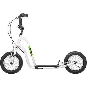 цены на Самокат 2-х колесный Yedoo Wzoom Белый (110908)  в интернет-магазинах