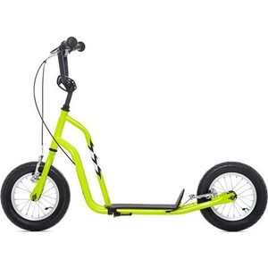 цена на Самокат 2-х колесный Yedoo Wzoom Зеленый (110902)