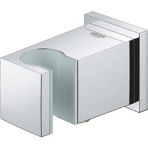 Подключение для шланга Grohe Euphoria Cube с держателем ручного душа, хром (26370000)