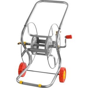 Катушка для шланга Grinda на колесах, 1/2 x 100м (8-428437)
