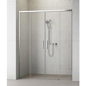 Душевая дверь Radaway Idea DWD 140 прозрачная, хром (387124-01-01)