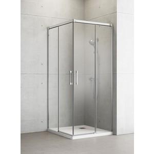 Душевая дверь Radaway Idea KDD/R 90 прозрачная, хром, правая (387060-01-01R) душевая дверь sturm lybre lrp3ir08792tr 90 r