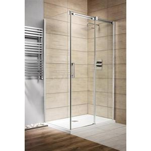 Боковая стенка для душевой двери Radaway Espera KDJ/R 100 прозрачная, хром, правая (380140-01R)