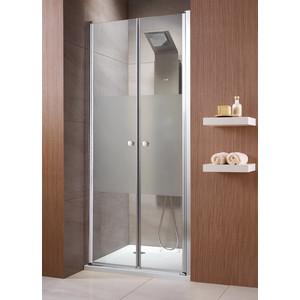 Душевая дверь Radaway EOS DWD 80 прозрачная, хром (37713-01-01N)