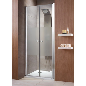 Душевая дверь Radaway EOS DWD 100 прозрачная, хром (37723-01-01N)