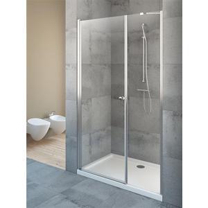 Душевая дверь Radaway EOS DWS/L 120 прозрачная, хром, левая (37992-01-01NL)