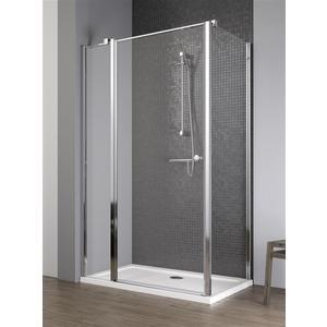 Душевая дверь Radaway EOS II KDJ/L 80 прозрачная, хром, левая (3799420-01L)