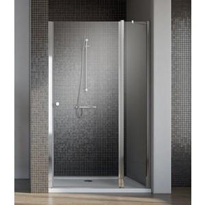 Душевая дверь Radaway EOS II DWJ/R 80 прозрачная, хром, правая (3799440-01R)