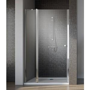 Душевая дверь Radaway EOS II DWJ/L 90 прозрачная, хром, левая (3799441-01L) душевая дверь radaway idea dwj l 140 прозрачная хром левая 387018 01 01l