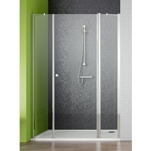 Душевая дверь Radaway EOS II DWJS/R 140 прозрачная, хром, правая (3799456-01R)