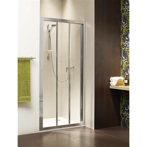 Душевая дверь Radaway Treviso DW 120 прозрачная, хром (32333-01-08N) душевая дверь radaway treviso dw 100 хром коричневое