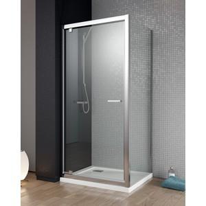 Душевая дверь Radaway Twist DW 100 прозрачная, хром (382003-01)