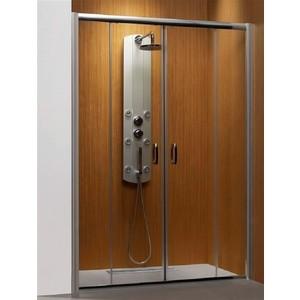 Душевая дверь Radaway Premium Plus DWD 140 прозрачная, хром (33353-01-01N)