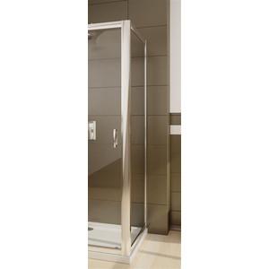 Боковая стенка для душевой двери Radaway Premium Plus S 90 рифленая, хром (33403-01-06N)