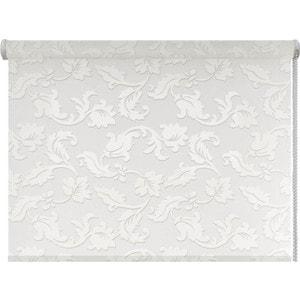 цена Рулонная штора DDA Жасмин (принт) Белый 100x170 см в интернет-магазинах