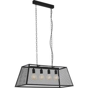 Подвесная люстра Eglo 49799 подвесной светильник eglo amesbury 49799