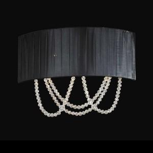 Настенный светильник Newport 1402/A black