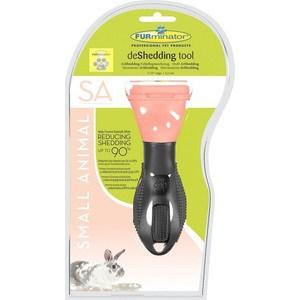 Фурминатор FURminator deShedding Tool Small Animal для грызунов и хорьков 3см