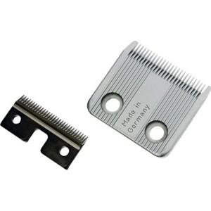 Ножевой блок Moser для машинки Rex с мелкими зубцами (высота 0,1-3 мм, ширина 46 мм, шаг 1,6 мм) ножевой блок съемный moser 7f для машинки moser max 45 3 06 мм