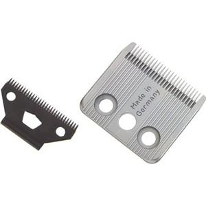 Ножевой блок Moser для машинки Moser 1400 на винтах (высота 0,1-3 мм, ширина 46 мм, шаг 1,6 мм) ножевой блок съемный moser 7f для машинки moser max 45 3 06 мм