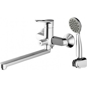 Смеситель для ванны Bravat Eco-D (F693158C-LB)