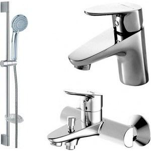 Комплект для ванной комнаты Bravat Drop 3 в 1 (F00308C)