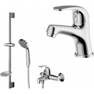 Комплект для ванной комнаты Bravat Fit 3 в 1 (F00315C)
