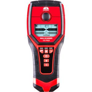 Детектор проводки ADA Wall Scanner 120 PROF (А00485)