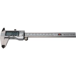 Штангенциркуль цифровой ADA Mechanic 150 PRO (А00380) цены онлайн