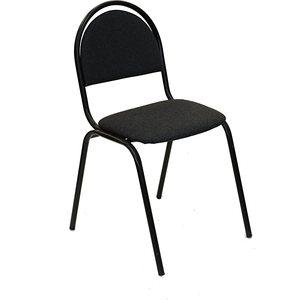 Стул Союз мебель СМ 8 каркас черный ткань серая 2 шт стул союз мебель см 8 каркас черный ткань серая 2 шт