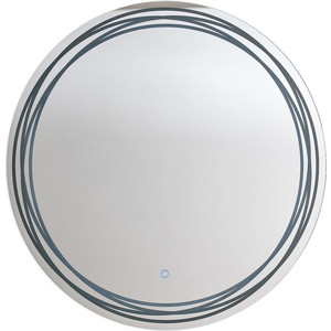 Зеркало Niagara Talisman LED d 770 (ЗЛП02) зеркало niagara злп02