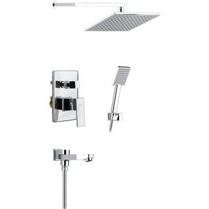 Душевая система Timo Selene для ванны встраиваемая, хром (SX-3069/00SM (1113))
