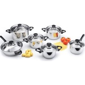 Набор посуды 12 предметов BergHOFF Essentials (1112105) 1112466 набор 8 предметов кухонных принадлежностей berghoff essentials 1308055