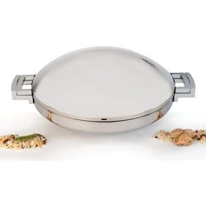 Сковорода-вок с крышкой d 36 см 4.5л BergHOFF Neo (3501398)