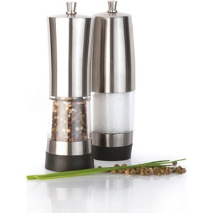 Набор мельница для соли и перца 16x5 см BergHOFF Geminis (1108810) набор мисок с крышками 8 предметов berghoff geminis 1106328