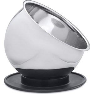 Миска стальная с крышкой-подставкой 24 см 6.1 л BergHOFF Essentials (1100150)