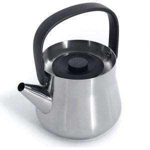 Чайник 2в1 для плиты и заварочный 1 л BergHOFF Ron металл (3900047)