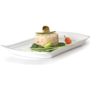 Блюдо прямоугольное сервировочное 400x216 мм BergHOFF Concavo (1693491)