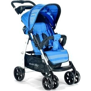Коляска прогулочная Everflo E-230**Blue коляска прогулочная everflo safari beige e 230 luxe